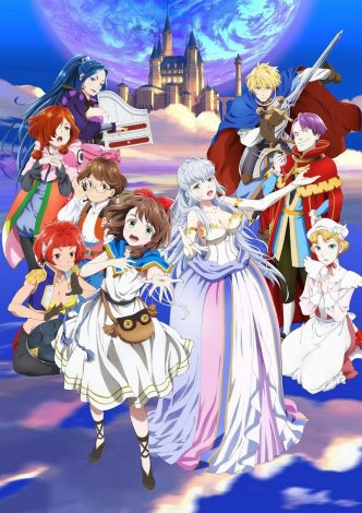 (C)MAGES./LOST SONG Production Committee