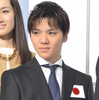 宇野昌磨 (C)ORICON NewS inc.