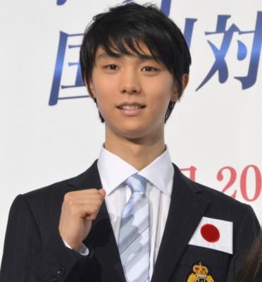 平昌五輪で金メダルを獲得した羽生結弦選手(C)ORICON NewS inc.