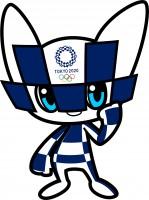東京2020大会マスコット・五輪マスコットに決定した「ア案」