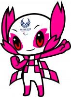 東京2020大会マスコット・パラリンピックマスコットに決定した「ア案」
