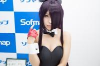 『サンクプロジェクト×ソフマップ』コスプレイヤー・にゃまさん<br>(『一騎当千』関羽雲長)