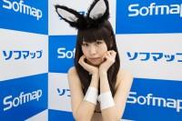 『サンクプロジェクト×ソフマップ』コスプレイヤー・鹿さん<br>(『SugarPet』バニー)