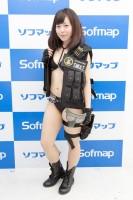 『サンクプロジェクト×ソフマップ』コスプレイヤー・まりかさん<br>(『オリジナル』防衛力の低いSWAT)
