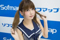 『サンクプロジェクト×ソフマップ』コスプレイヤー・李櫻さん<br>(『オリジナル』シースルーセーラon セパレートスク水)