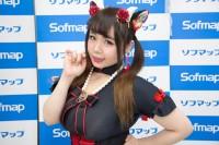 『サンクプロジェクト×ソフマップ』コスプレイヤー・三苫うみさん<br>(『オリジナル』三苫流化け猫)