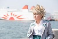 『acosta!コスプレイベント@大阪南港ATC』コスプレイヤー・めいじさん<br>(『僕のヒーローアカデミア』爆豪勝己)