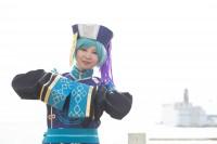 『acosta!コスプレイベント@大阪南港ATC』コスプレイヤー・suteraさん<br>(『あんさんぶるスターズ!』深海 奏汰)