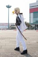 『acosta!コスプレイベント@大阪南港ATC』コスプレイヤー・ぶりっちさん<br>(『刀剣乱舞』髭切)