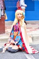 『日本橋ストリートフェスタ2018』コスプレイヤー・湯葉さん<br>(『ラブライブ!』絢瀬絵里)