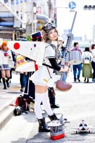 『日本橋ストリートフェスタ2018』コスプレイヤー