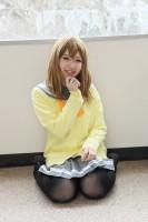 『ガタケット156』コスプレイヤー・にわとりさん<br>(『ラブライブ!サンシャイン!!』国木田 花丸)
