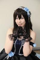 『ガタケット156』コスプレイヤー・たねこさん<br>(『アイドルマスター シンデレラガールズ』鷺沢 文香)