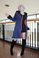 『ガタケット156』コスプレイヤー・梗さん<br>(『Fate/Grand Order』ジャンヌ・オルタ)