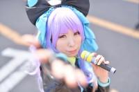 『AnimeJapan 2018』コスプレイヤー・茉莉花さん<br>(『マクロスΔ』美雲)