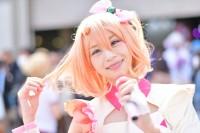 『AnimeJapan 2018』コスプレイヤー・ぽてこがおさん<br>(『マクロスΔ』フレイア・ヴィオン)