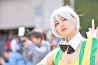 『AnimeJapan 2018』コスプレイヤー・華月さん<br>(『からくりサーカス』才賀エレオノール)