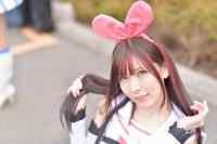 『AnimeJapan 2018』コスプレイヤー・CANDYさん<br>(『VTuber』キズナアイ)