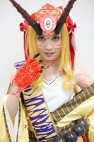 『AnimeJapan 2018』コスプレイヤー・りゅうさん<br>(『Fate/Grand Order』茨木童子)