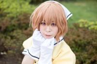 『AnimeJapan 2018』コスプレイヤー・amuさん<br>(『ブレンド・S』星川麻冬)