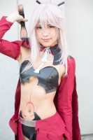 『AnimeJapan 2018』コスプレイヤー・赤木クロさん<br>(『Fate/kaleid liner プリズマ☆イリヤ』クロエ・フォン・アインツベルン)