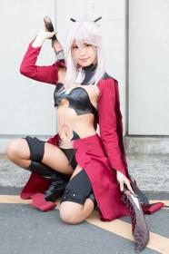 赤木クロさん(『Fate/kaleid liner プリズマ☆イリヤ』クロエ・フォン・アインツベルン)