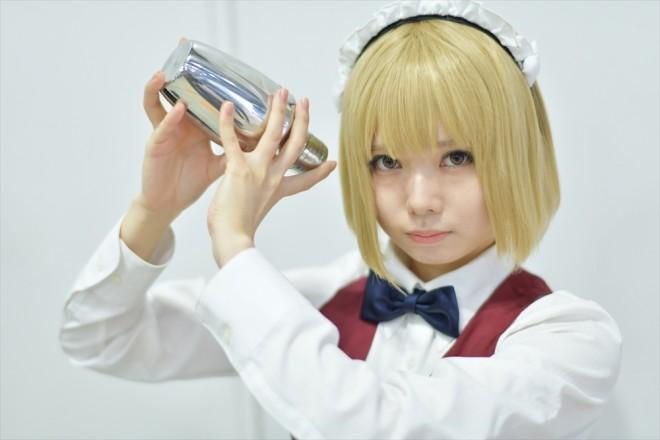『AnimeJapan 2018』コスプレイヤー・トキワさん (『ガールズ&パンツァー最終章』カトラス)