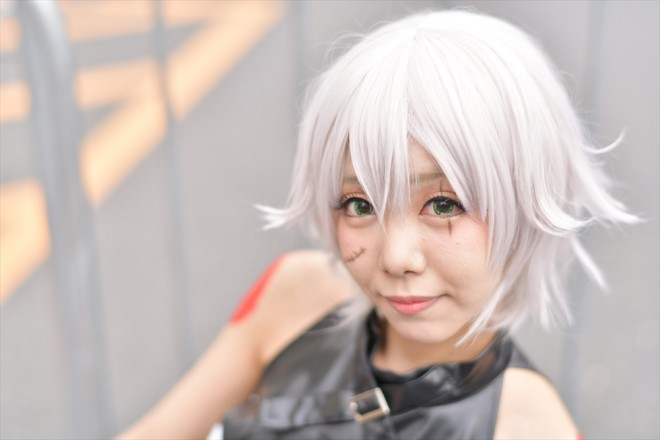 『AnimeJapan 2018』コスプレイヤー・モカぴさん<br>(『Fate/Apocrypha』ジャック・ザ・リッパー)