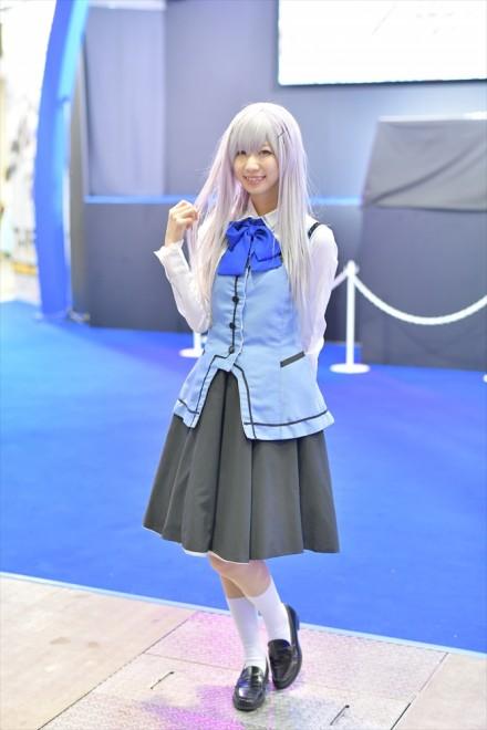 『AnimeJapan 2018』コンパニオン