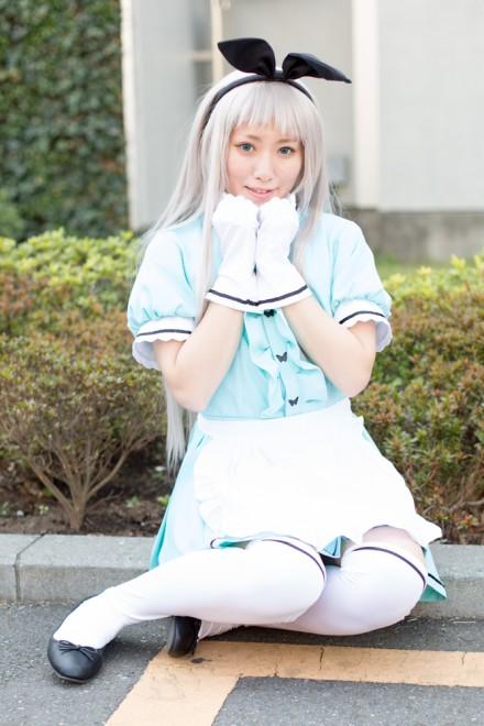 『AnimeJapan 2018』コスプレイヤー・なおたさん<br>(『ブレンド・S』神崎ひでり)