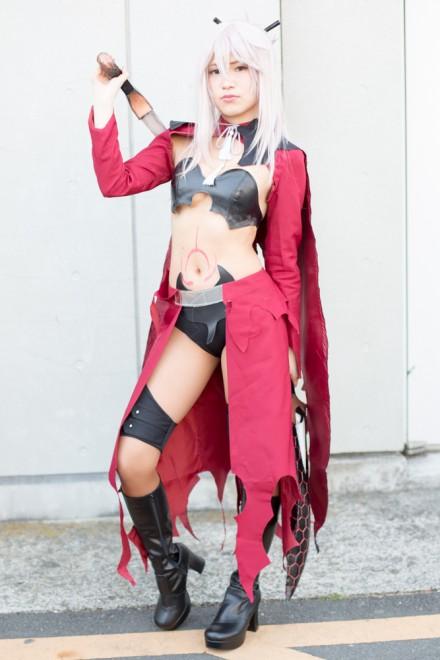 『Fate/kaleid liner プリズマ☆イリヤ』クロエ・フォン・アインツベルン(赤木クロさん)