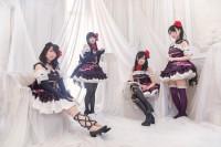 『ラピスリライツ〜この世界のアイドルは魔法が使える〜』、妖しい魅力を備えた亜人ユニット「IVKLORE」