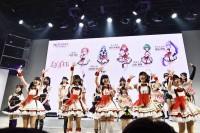 『Anime Japan 2018』KLabGamesステージで『ラピスリライツ〜この世界のアイドルは魔法が使える〜』全6ユニット、20キャラ&声優が発表!