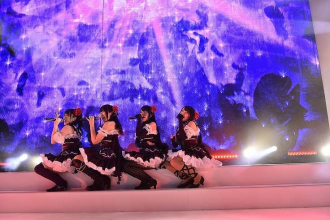 「IVKLORE」初ライブ
