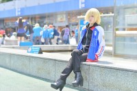 『コスプレフェスタTDC』コスプレイヤー・碧さん<br>(『ユーリ!!! on ICE』ユリオ)