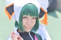 『コスプレフェスタTDC』コスプレイヤー・咲悠さん<br>(『家庭教師ヒットマンREBORN!』ユニ)