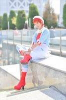 『コスプレフェスタTDC』コスプレイヤー・来夢さん<br>(『キラキラ☆プリキュアアラモード』剣城あきら)