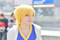『コスプレフェスタTDC』コスプレイヤー・モカさん<br>(『Fate/Grand Order』子ギル)