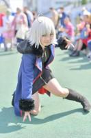 『コスプレフェスタTDC』コスプレイヤー・竜娘さん<br>(『Fate/Grand Order』ジャンヌ・ダルク(オルタ))