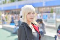 『コスプレフェスタTDC』コスプレイヤー・スルメさん<br>(『Fate/Grand Order』セイバーオルタ)