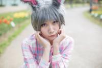 『コスプレ博inプラザ平成』コスプレイヤー・らむさん<br>(『ズートピア』ジュディ・ホップス)