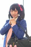 『コスプレ博inプラザ平成』コスプレイヤー・白雪りんごさん<br>(『ラブライブ!』矢澤 にこ)