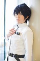 『コスプレ博inプラザ平成』コスプレイヤー・星うめさん<br>(『Fate/Grand Order』マスター(ぐだ男))