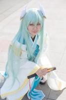 『コスプレ博inプラザ平成』コスプレイヤー・みなちゃんさん<br>(『Fate/Grand Order』 清姫)
