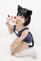 『サンクプロジェクト×ソフマップ』コスプレイヤー・やみーちゃん!さん<br>(『アズールレーン』山城)