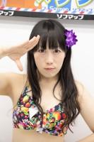 『サンクプロジェクト×ソフマップ』コスプレイヤー・安井 愛さん<br>(『南国』)