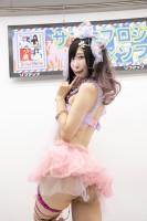 『サンクプロジェクト×ソフマップ』コスプレイヤー・げろた*さん<br>(『桜ランジェリー』)