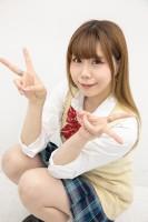 『サンクプロジェクト×ソフマップ』コスプレイヤー・こもみなさん<br>(『女子高生』)