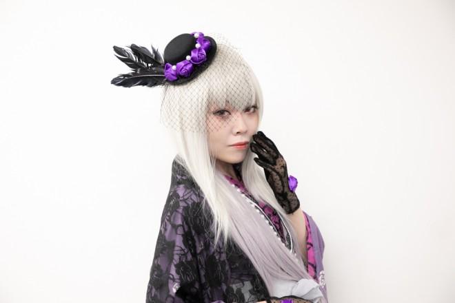 『生テレ コスプレフィナーレ』出演コスプレイヤー・ぎゃむこさん<br>(『ローゼンメイデン』水銀燈)