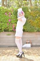 『acosta! コスプレイベント』(4月22日 池袋サンシャインシティ)コスプレイヤー・うに。さん<br>(『Re:ゼロから始める異世界生活』レム)